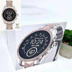 NWT MICHAEL KORS GEN 5 Bradshaw Smartwatch MKT5114